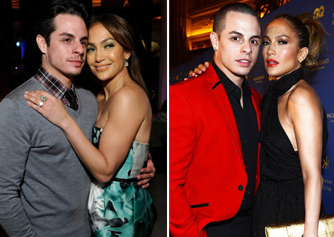 Jennifer Lopez ends relationship with Casper Smart