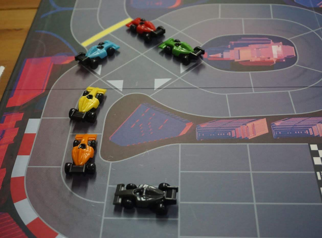 Hiew's Boardgame Blog: Downforce