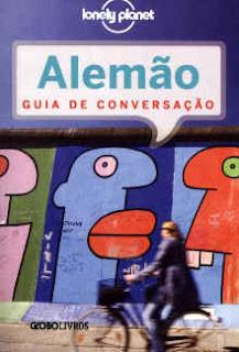 Livro Guia de Conversação em Alemão