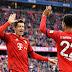 [VIDEO] CUPLIKAN GOL Bayern Munchen 6-0 Wolfsburg: Salip Dortmund, Die Roten Ke Puncak Bundesliga