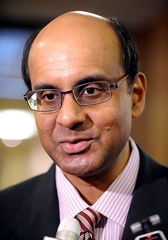 ACCOLADES FROM FORMER DPM THARMAN N OTHERS