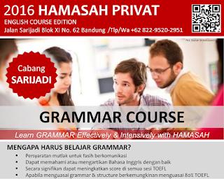 Les Privat Bahasa Inggris Bandung