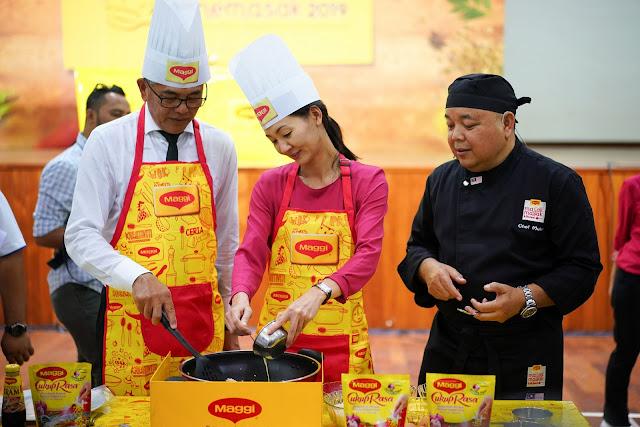MAGGI® & KPM Mulakan Pencarian Chef Muda Berbakat Lancarkan Pertandingan Memasak Sekolah Menengah MAGGI® Ke-23