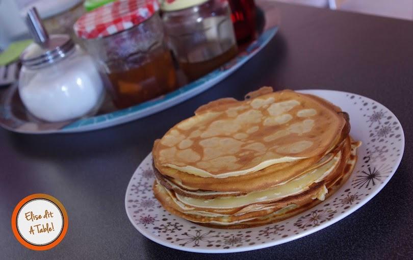 recette Chandeleur : recette de la pâte à crêpes