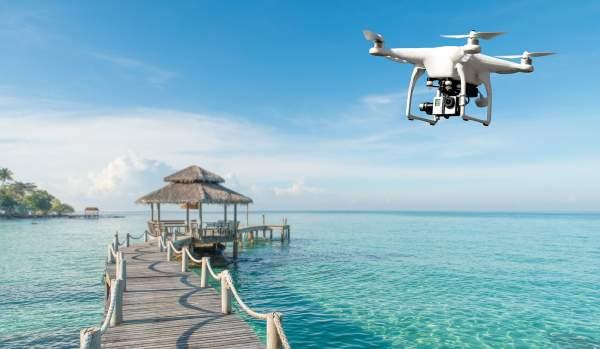 Tips traveling membawa drone