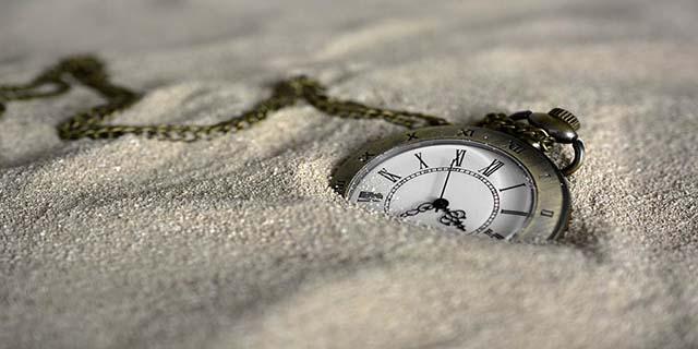 Berdialog Dengan Satu Detik Dari Sang Waktu