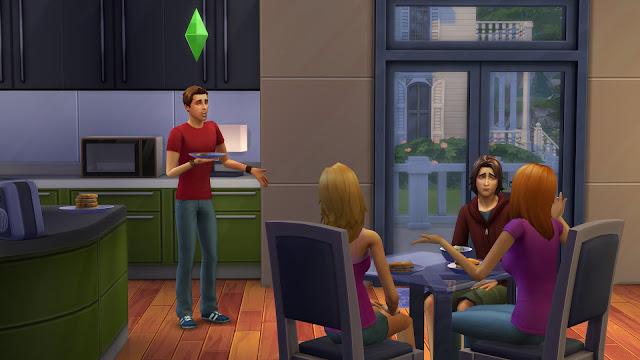 Los Sims 4, videojuegos