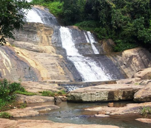 Ananthagire waterfalls Vishakapatnam