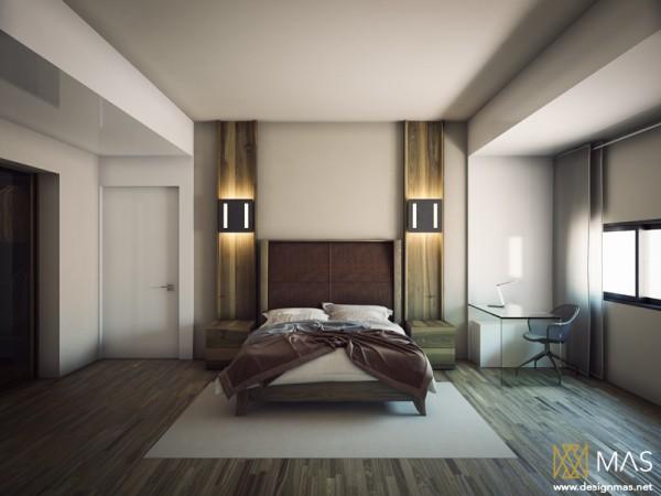 20 Desain Kamar Tidur Mewah dan Modern