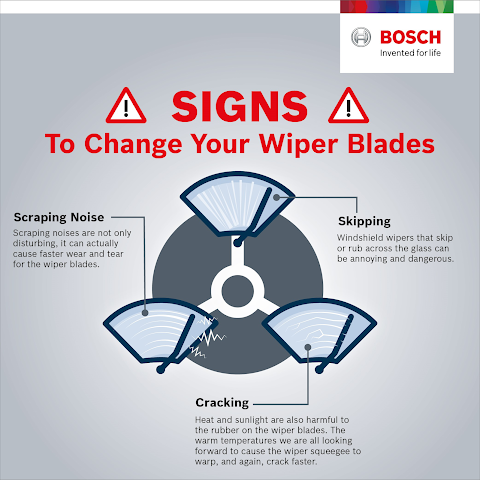 BOSCH RECOMMENDS INSPECTING CAR WIPERS TO PROTECT LOVED ONES THIS BALIK KAMPUNG SEASON