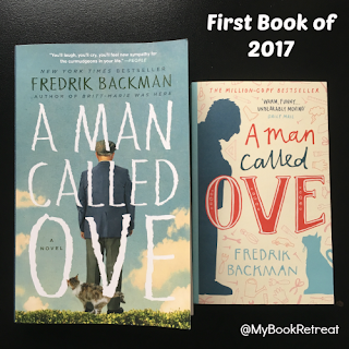 Book cover for A Man Called Ove