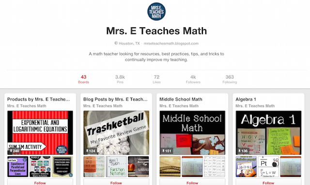 My Favorite Websites for Math Teachers  mrseteachesmath.blogspot.com