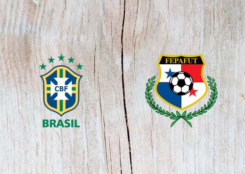 Brazil vs Panama Full Match & Highlights 23 March 2019