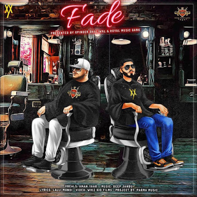 FADE LYRICS - Aman Yaar