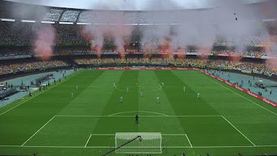 PES 2019 Smoke Bomb