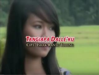 Top Lagu Toraja Tangiapa Dalle'ku