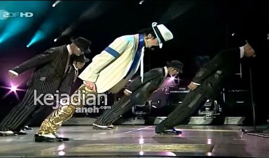 Rahasia Sepatu Anti Gravitasi Michael Jackson