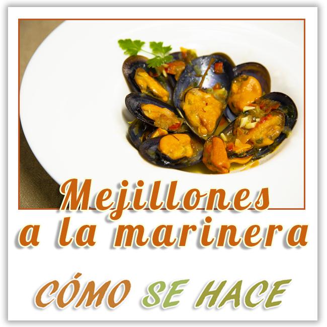 MEJILLONES A LA MARINERA