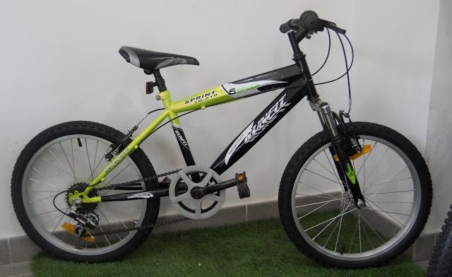 5521109ffdc Bicicleta RUNFIT 20