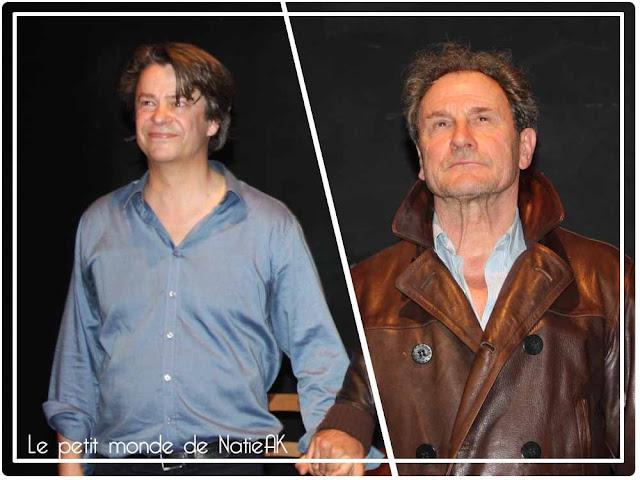 Thibault de Montalembet et Francis Lombrail dans Dépendances