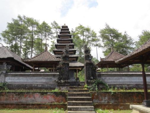 Peninjoan Temple Besakih, Pura Peninjoan Besakih Bali