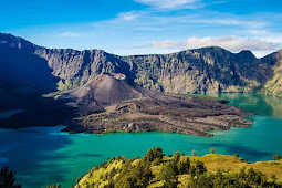 Gunung Rinjani, Gunung Cantik yang Mengandung Unsur Mistis