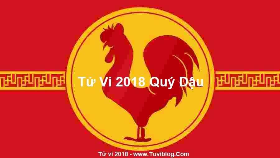Tu vi 2018 Quy Dau nam mang 1993