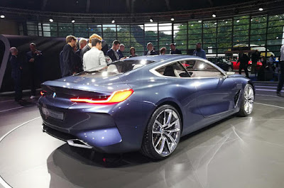 BMW 8 Series 2018 Review, Specs, Price