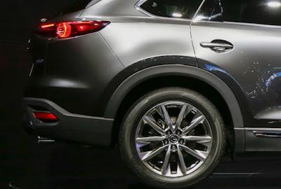 2018 Mazda CX-9 Concept Exterior