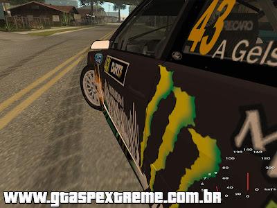 Cam Hack v1.2 para GTA San Andreas