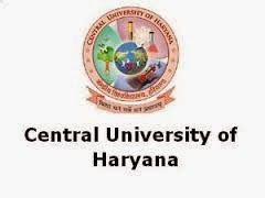 Central University Of Haryana (CUH) Pali Results - 2015