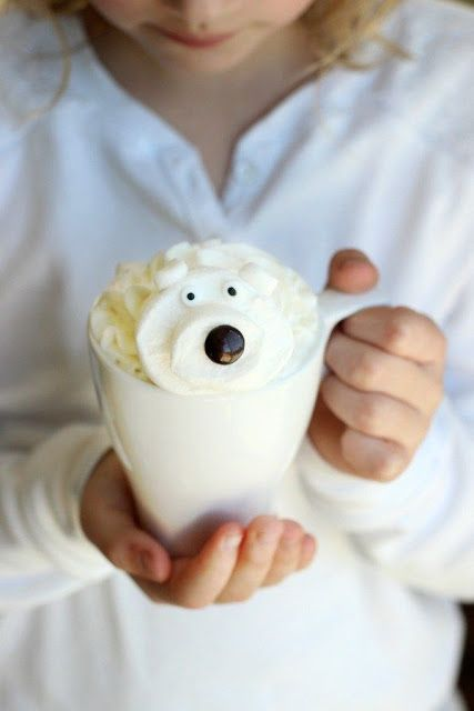 Polar Bear Hot Cocoa Recipe