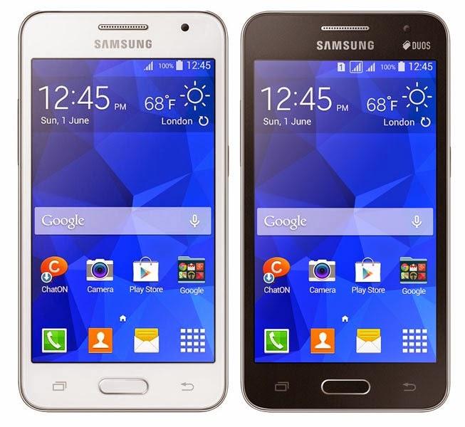 Spesifikasi Samsung Galaxy core 2 SM-G355H Terbaru
