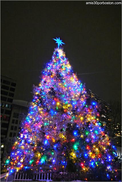 Árbol Oficial de Navidad de Boston