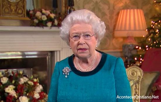 Reina Isabel dice que Jesús guía su vida