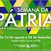 Jogos Escolares da Semana da Pátria começam na sexta-feira, 24 de agosto