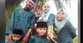Thumbnail image for 3 Kanak-kanak Adik Beradik Maut Ditetak, Suspek Gila Atau Dadah?