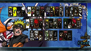 Download Naruto Senki Ultimate for NewBie v3 Apk