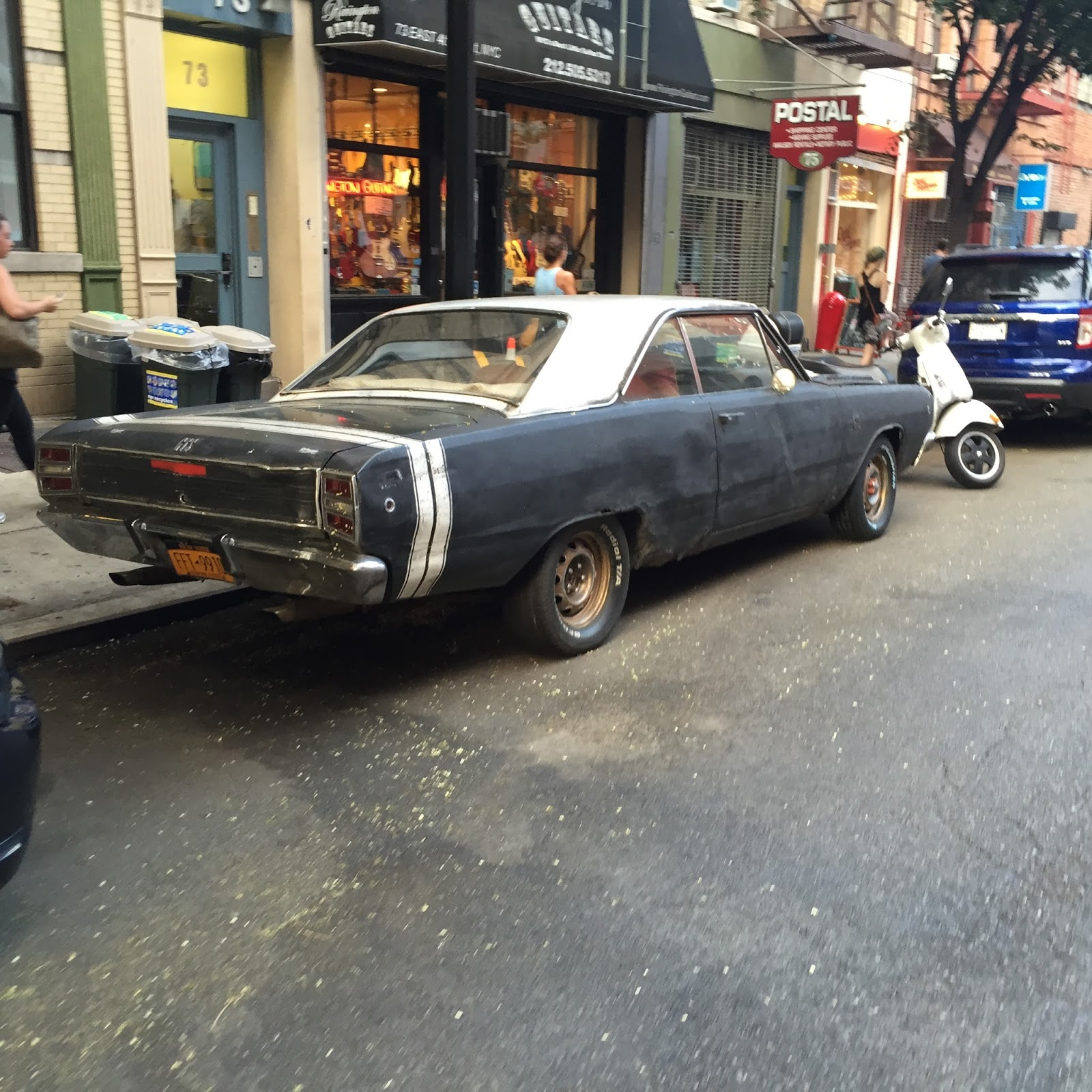 NYC Hoopties - Whips Rides Buckets Junkers and Clunkers: Rare ...