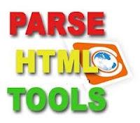 Konversi Kode: Konvert / Parser HTML ke XML Blogger Online