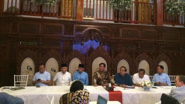Bertemu dengan Media Asing, Prabowo Tolak Wartawan Lokal Ikut Masuk