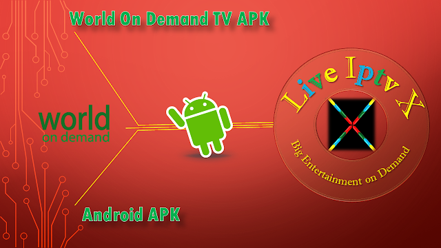 World On Demand TV APK