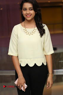 Actress Sri Divya Pictures in Jeans at Rayudu Movie Team Interview  0109.JPG