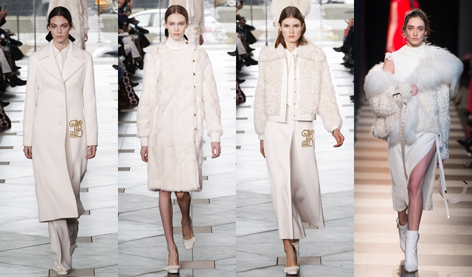 Best of New York FW Fall/Winter 2017 Tory Burch.Njujorska nedelja mode za jesen zimu 2017.
