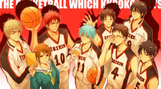 Kuroko no Basket - Top Anime Where the Main Character is Underestimated