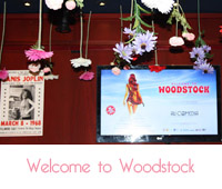 welcome to woddstock
