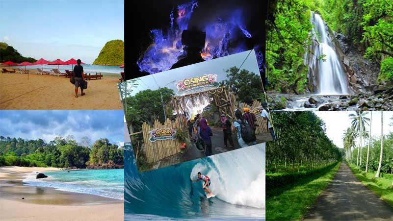 7 Tempat Wisata Terbaik Dan Terkenal Di Banyuwangi Jawa