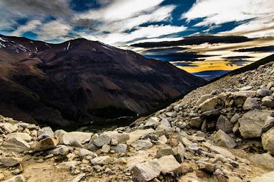 Valle del Río Ascencio Torres del Paine