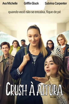 Capa Crush à Altura Torrent – WEB-DL 720p | 1080p Dual Áudio (2019) Download