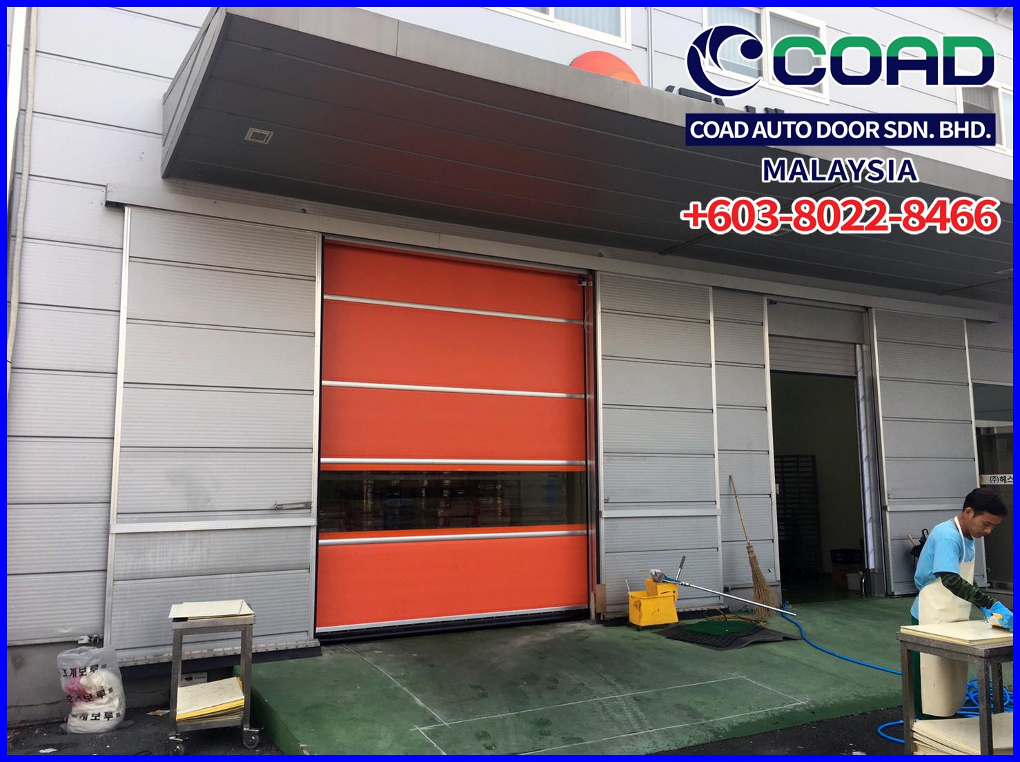Coad High Speed Door Malaysia High Speed Door High Speed Door Malaysia Rapid & Coad High Speed Door Malaysia High Speed Door High Speed Door ...